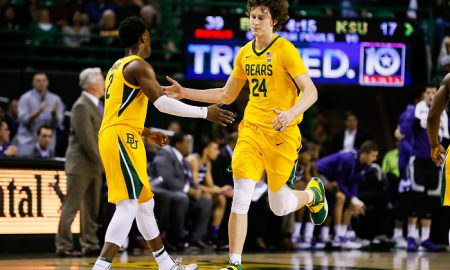 NCAA Basketball: Kansas State at Baylor