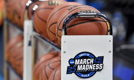 NCAA Basketball: NCAA Tournament-South Regional Practice