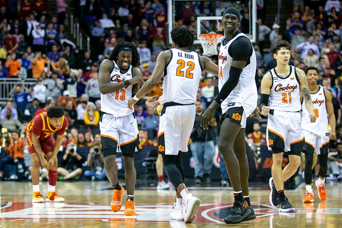 NCAA Basketball: Big 12 Tournament-Iowa State vs Oklahoma State