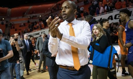 NCAA Basketball: Texas Christian at Oklahoma State