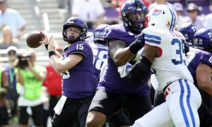 NCAA Football: SMU at Texas Christian