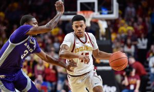 NCAA Basketball: Kansas State at Iowa State