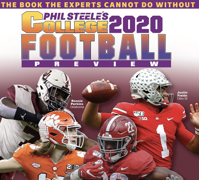 phil steele 2020 cover