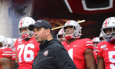 NCAA Football: Wisconsin at Ohio State