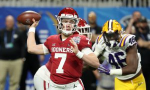 NCAA Football: College Football Playoff Semifinal-Oklahoma vs Louisiana State