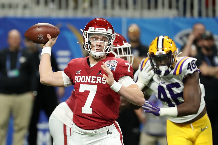 Ou Football Spencer Rattler Named Starting Quarterback
