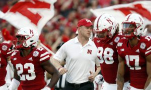NCAA Football: Northern Illinois at Nebraska
