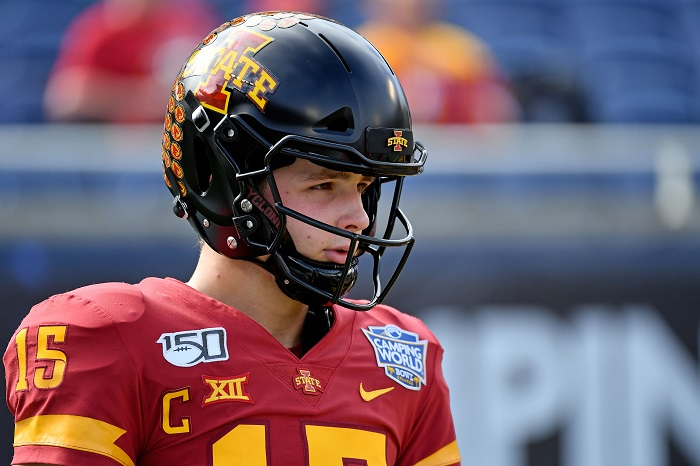 NCAA Football: Camping World Bowl-Notre Dame vs Iowa State