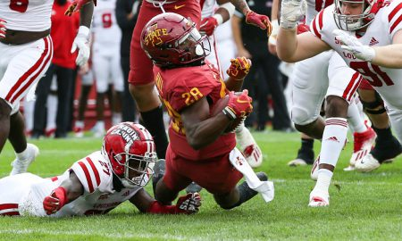 NCAA Football: UL Lafayette at Iowa State