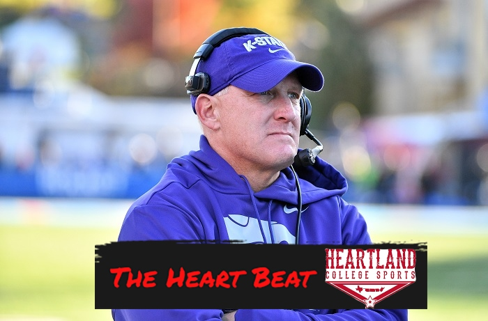 chris klieman heart beat