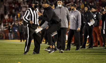 NCAA Football: Oklahoma at Iowa State