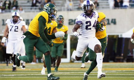 NCAA Football: Texas Christian at Baylor