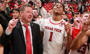 NCAA Basketball: Cal. State - Bakersfield at Texas Tech