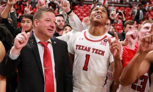 NCAA Basketball: Cal. State - Bakersfield at Texas Tech