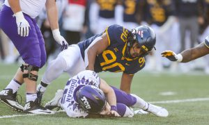 NCAA Football: Texas Christian at West Virginia
