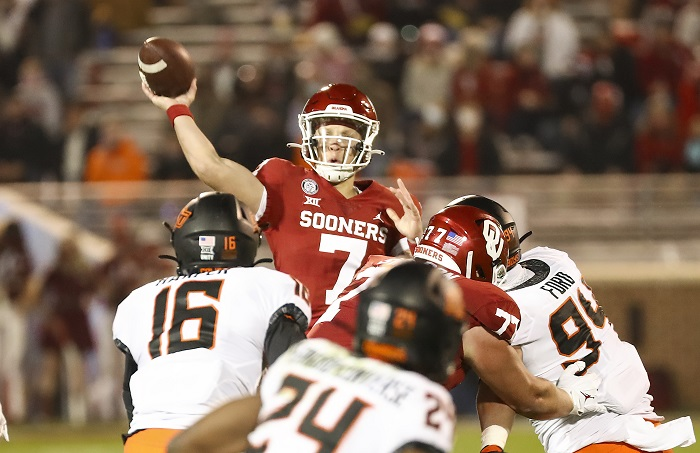 NCAA Football: Oklahoma State at Oklahoma
