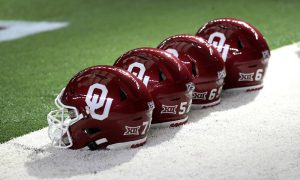 NCAA Football: Big 12 Championship-Baylor vs Oklahoma
