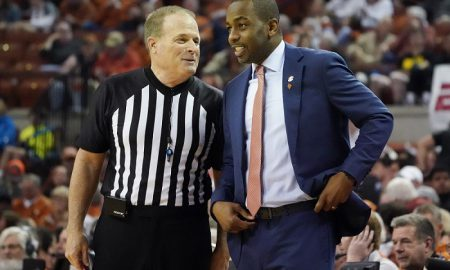 NCAA Basketball: Oklahoma State at Texas