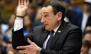 NCAA Basketball: North Carolina at Duke