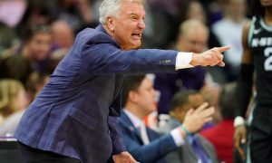 NCAA Basketball: Big 12 Tournament-TCU vs Kansas State