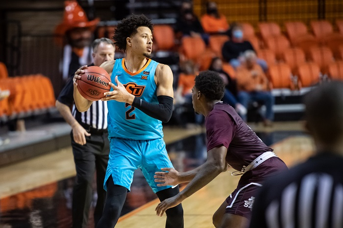 NCAA Basketball: Texas Southern at Oklahoma State