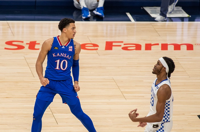NCAA Basketball: State Farm Champions Classic-Kansas at Kentucky