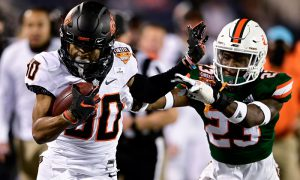 NCAA Football: Cheez-It Bowl-Oklahoma State vs Miami