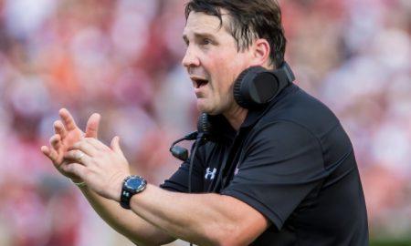 NCAA Football: Alabama at South Carolina