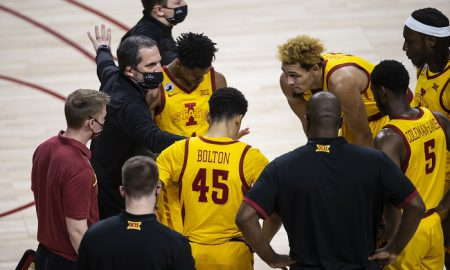 NCAA Basketball: Jackson State at Iowa State