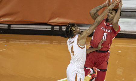 NCAA Basketball: Texas Tech at Texas