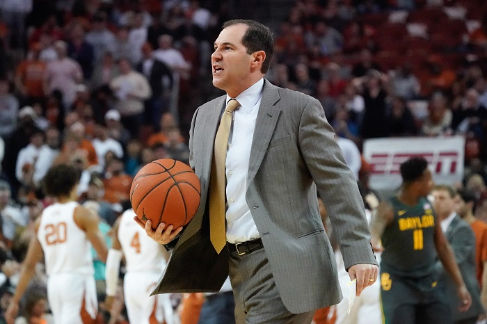 NCAA Basketball: Baylor at Texas