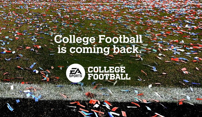 ea sports college football