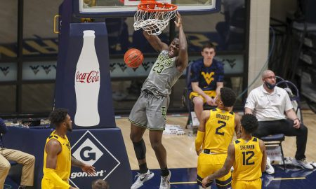 NCAA Basketball: Baylor at West Virginia