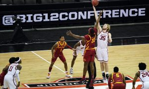 NCAA Basketball: Big 12 Conference Tournament-Iowa State vs Oklahoma