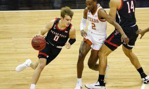 NCAA Basketball: Big 12 Conference Tournament-Texas Tech vs Texas