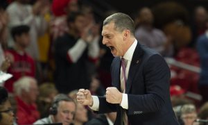 NCAA Basketball: Northwestern at Maryland