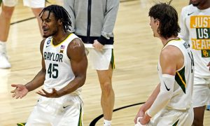 NCAA Basketball: Final Four-Houston at Baylor