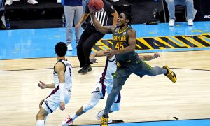 NCAA Basketball: Final Four-Baylor vs Gonzaga
