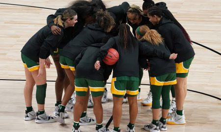 NCAA Womens Basketball: Elite Eight-Baylor at Connecticut