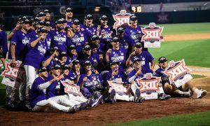 NCAA Baseball: Big 12 Conference Baseball Championship