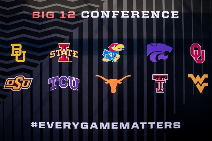 NCAA Basketball: Big 12 Basketball Tipoff