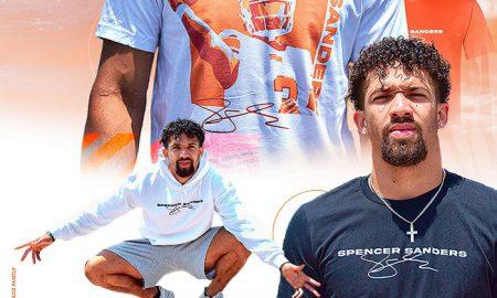Spencer Sanders MAGZ Sports