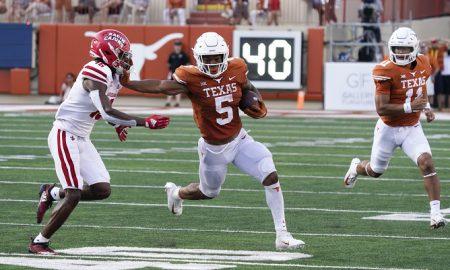 NCAA Football: UL Lafayette at Texas