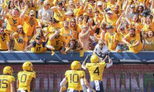 NCAA Football: Virginia Tech at West Virginia