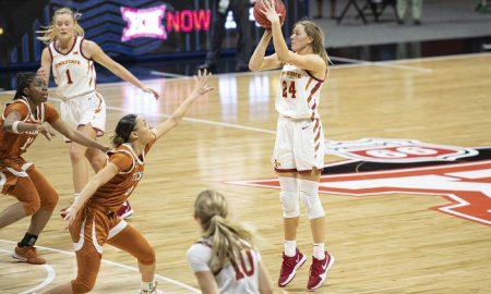 NCAA Womens Basketball: Big 12 Conference Tournament-Texas vs Iowa State
